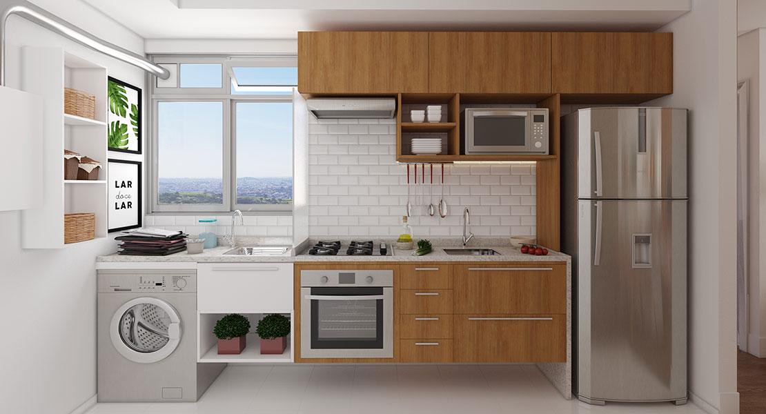Apartamento à venda em Nova Primavera II | Canoas | RS | foto 6 | tenda.com