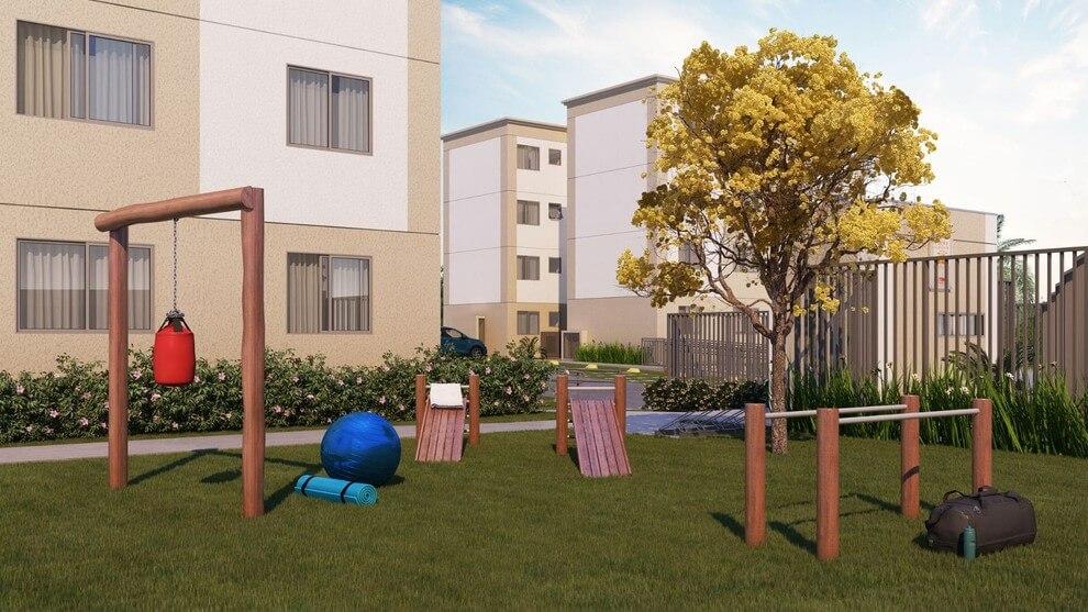 Apartamento à venda em Parque Cerrado II | Goiânia | GO | foto 3 | tenda.com