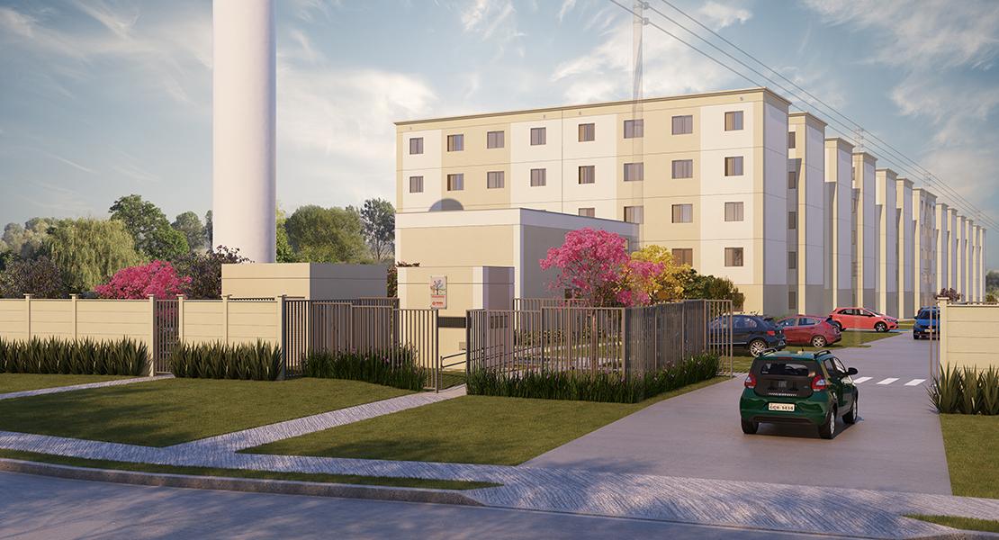 Apartamento à venda em Pitangueiras | Suzano | SP | foto 1 | tenda.com