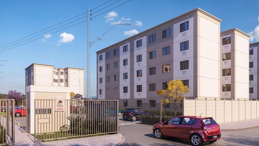 Apartamento à venda em Jardim dos Ipês II | Rio de Janeiro | RJ | foto 1 | tenda.com