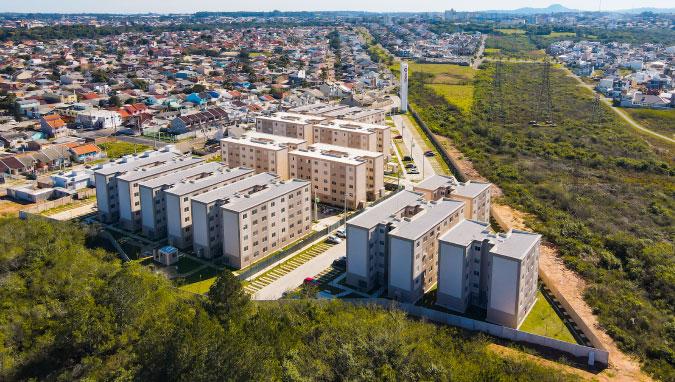 Fotos de obras no empreendimento Morada do Vale   Cachoeirinha   RS   foto 1   tenda.com