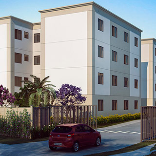 Jardim das Acácias | Apartamento Tenda | Tenda.com