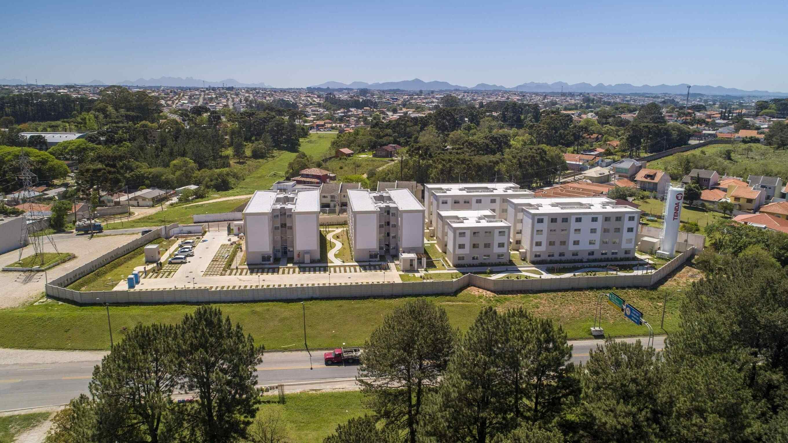 Fotos de obras no empreendimento Ville Provence | Curitiba | PR | foto 1 | tenda.com