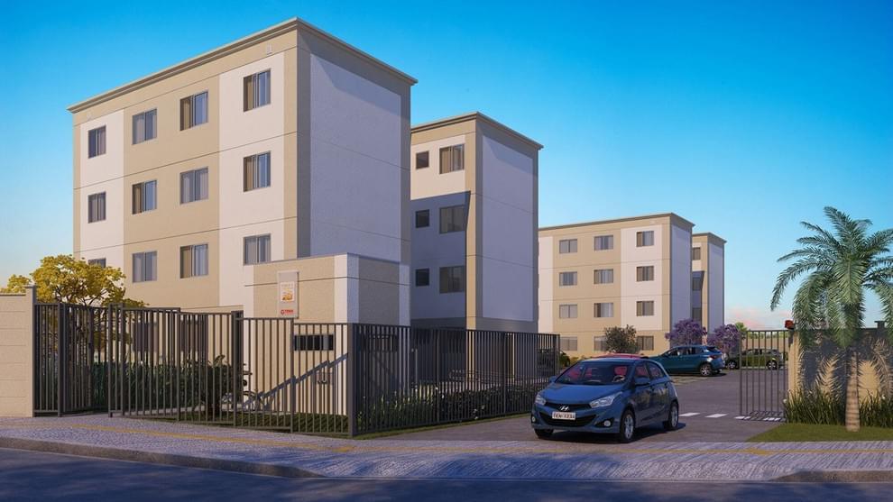 More em um apartamento Tenda no  Parque Cerrado II | Construtora Tenda | tenda.com