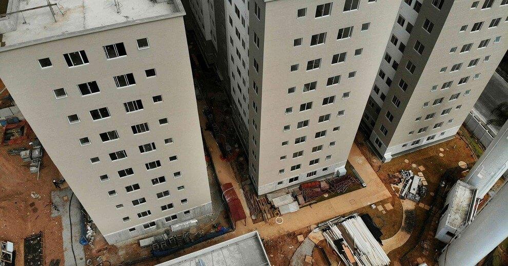Fotos de obras no empreendimento Aurora | São Paulo | SP | foto 1 | tenda.com