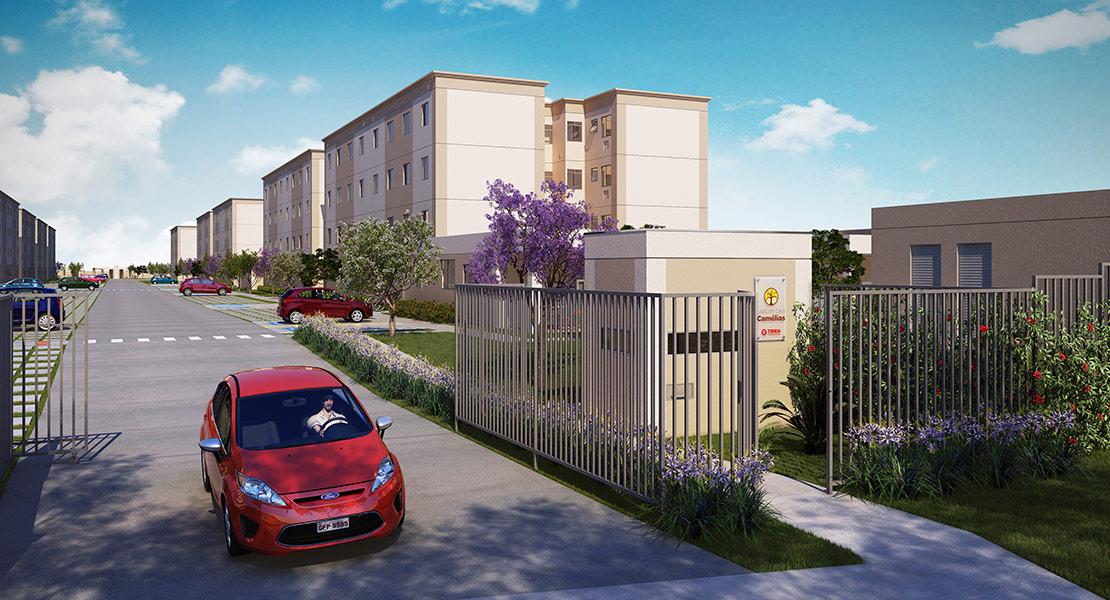 Fotos do Jardim das Camélias | Apartamento Minha Casa Minha Vida | Tenda.com
