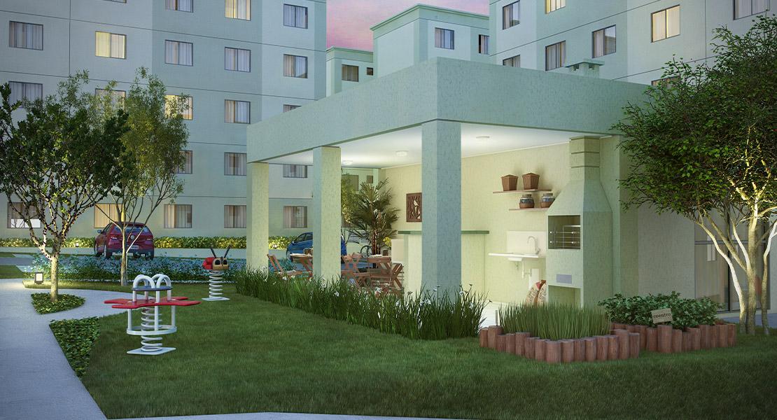 Apartamento à venda em Residencial Morada das Gaivotas | São Paulo | SP | foto 2 | tenda.com