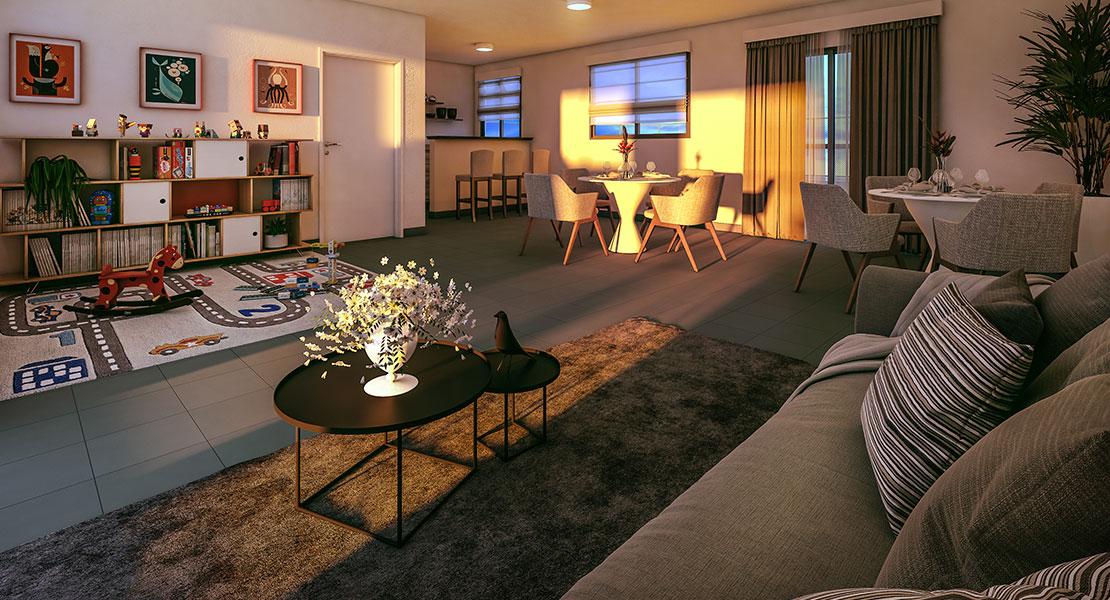 Apartamento à venda em Recanto do Pontal | Rio de Janeiro | RJ | foto 4 | tenda.com