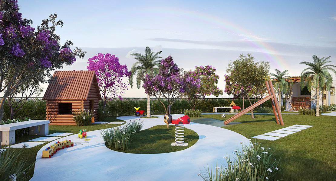 Fotos do Residencial Jardim Romano | Apartamento Minha Casa Minha Vida | Tenda.com