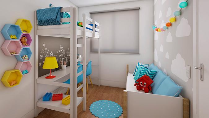Apartamento à venda em Potiguara | São Paulo | SP | foto 3 | tenda.com