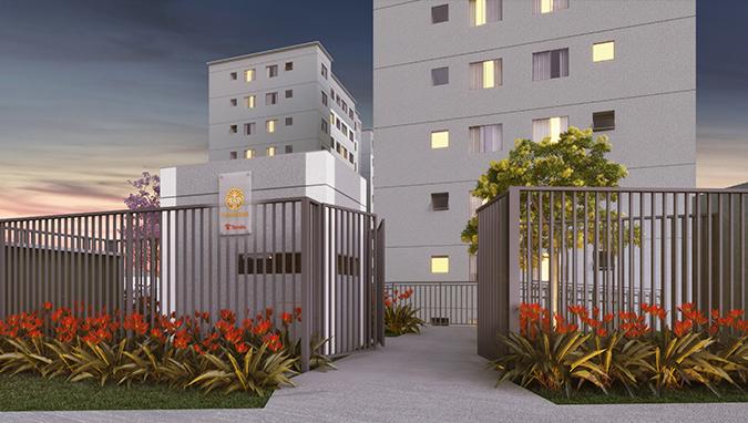 More em um apartamento Tenda no  Tamareiras   Construtora Tenda   tenda.com