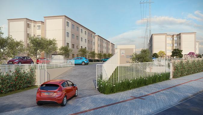 More em um apartamento Tenda no  Residencial Novo Atlântico Condominio Abrolhos | Construtora Tenda | tenda.com