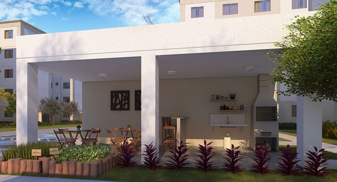 Apartamento à venda em Parque Lusitânia - Condomínio I | Paulista | PE | foto 3 | tenda.com