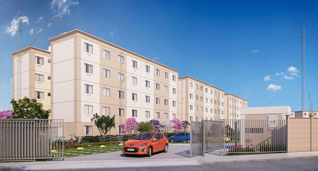 Apartamento à venda em Residencial Terra Brasilis - Praia de Itacimirim | Camaçari | BA | foto 1 | tenda.com
