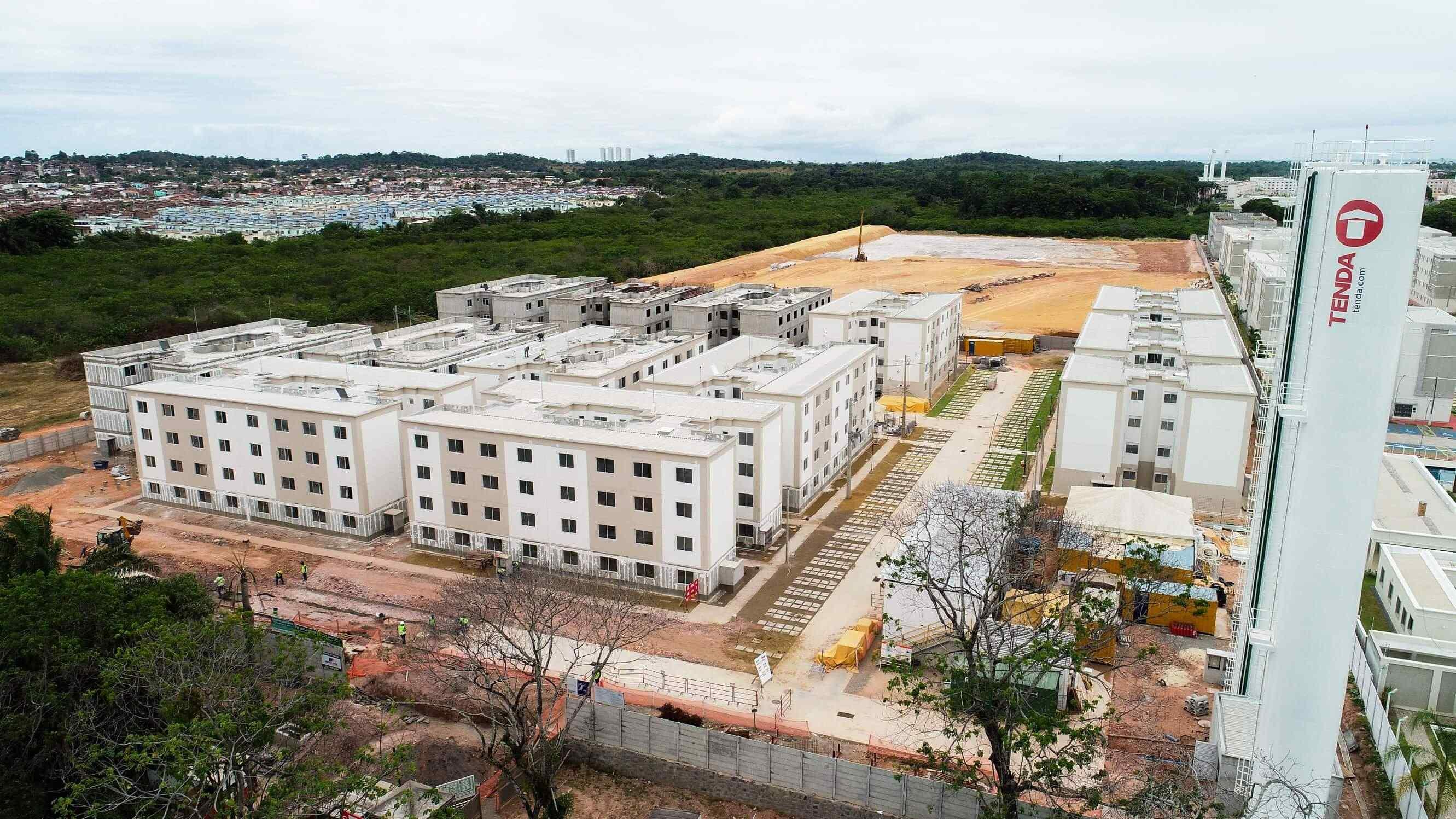 Planta de apartamento em Parque Lusitânia - Condomínio I | Paulista | PE | planta 1 | tenda.com