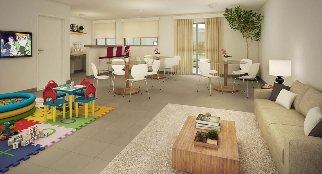 Apartamento à venda em Residencial Terra Brasilis - Praia de Itacimirim | Camaçari | BA | foto 5 | tenda.com