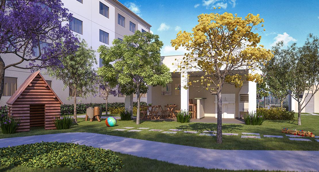 Apartamento à venda em Villagio Di Parma | São José dos Pinhais | PR | foto 3 | tenda.com