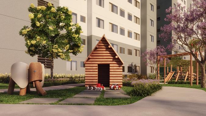 Fotos do Tamareiras | Apartamento Minha Casa Minha Vida | Tenda.com