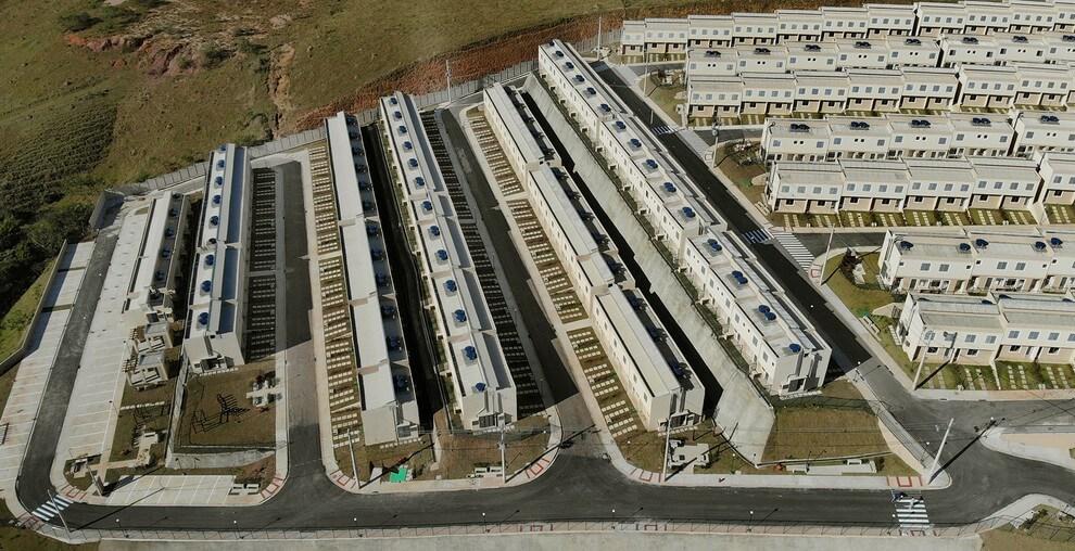 Fotos do Residencial Jardim Girassol II   Apartamento Minha Casa Minha Vida   Tenda.com