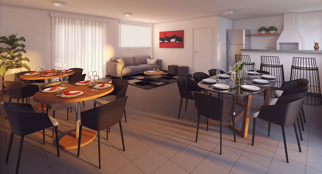 Apartamento à venda em Nova Primavera II | Canoas | RS | foto 3 | tenda.com