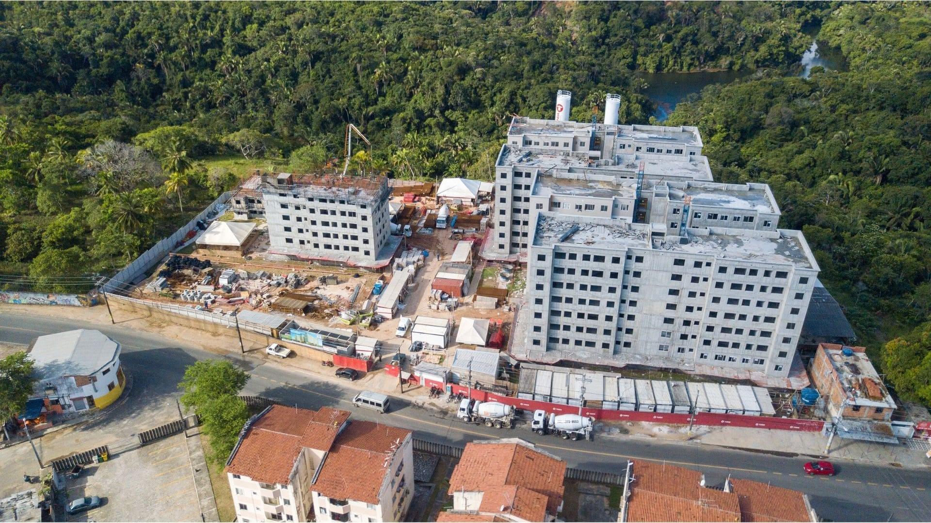 Planta de apartamento em Campo Verde | Salvador | BA | planta 1 | tenda.com
