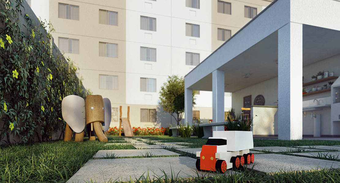 Apartamento à venda em Reserva do Parque II | Rio de Janeiro | RJ | foto 2 | tenda.com
