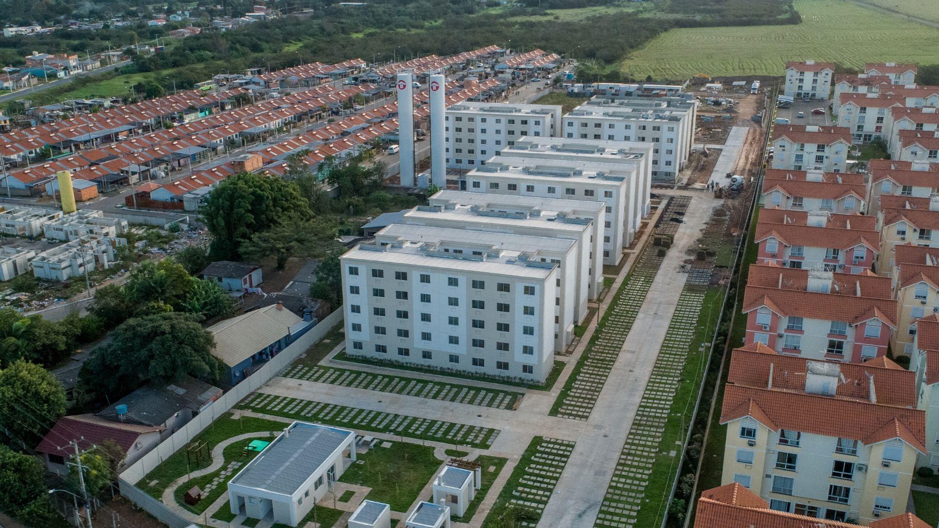 Fotos do Residencial Vida Alegre Canoas | Apartamento Minha Casa Minha Vida | Tenda.com