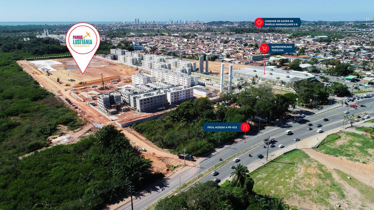 Apartamento à venda em Parque Lusitânia – Condomínio II | Paulista | PE | foto 5 | tenda.com