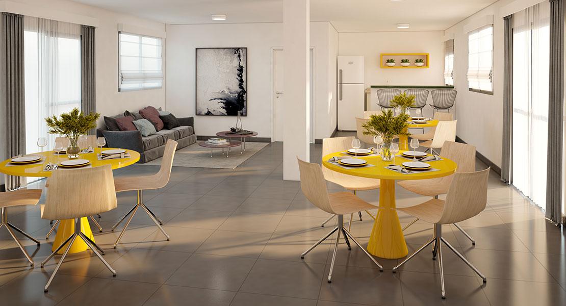 Apartamento à venda em Reserva Cerâmica | São Paulo | SP | foto 3 | tenda.com