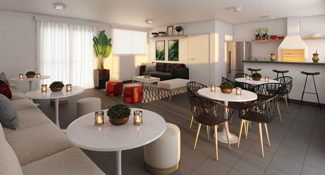 Apartamento à venda em Reserva dos Eucaliptos II | Canoas | RS | foto 3 | tenda.com