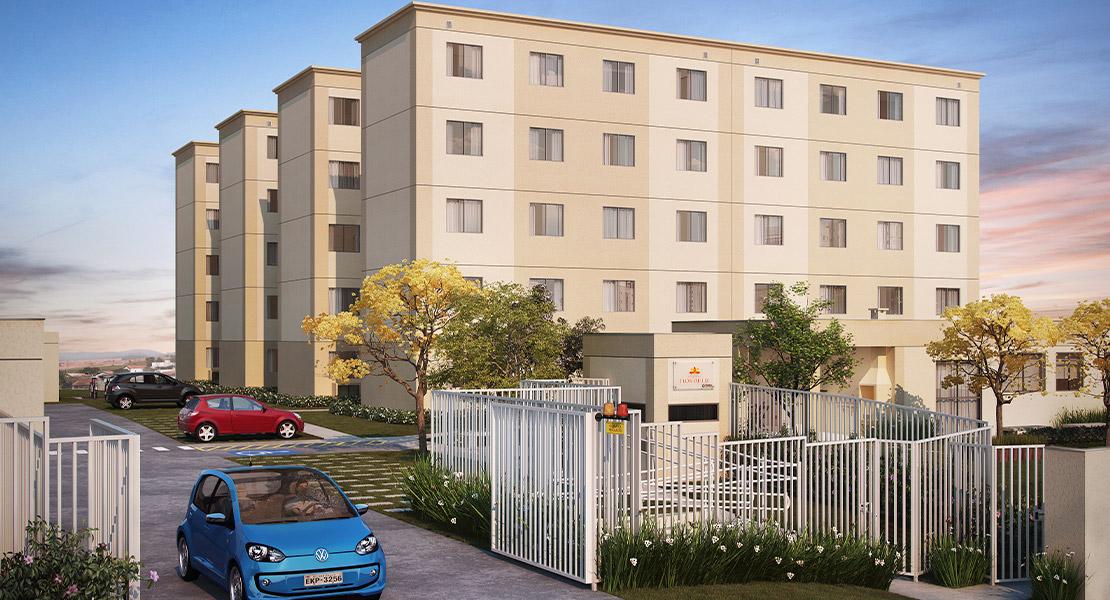 Apartamento à venda em Residencial Flor-de-Liz | São Paulo | SP | foto 1 | tenda.com