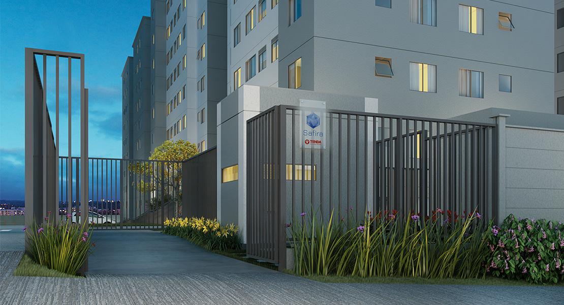 Safira   Apartamento Minha Casa Minha Vida   foto 1   tenda.com