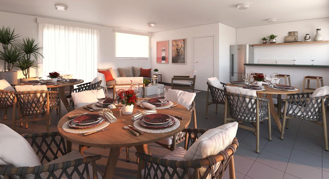 Apartamento à venda em Reserva do Conde | Salvador | BA | foto 2 | tenda.com