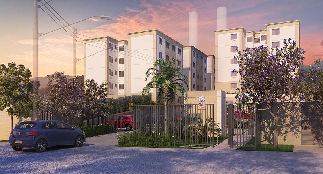 Apartamento à venda em Arte Ville | Rio de Janeiro | RJ | foto 1 | tenda.com