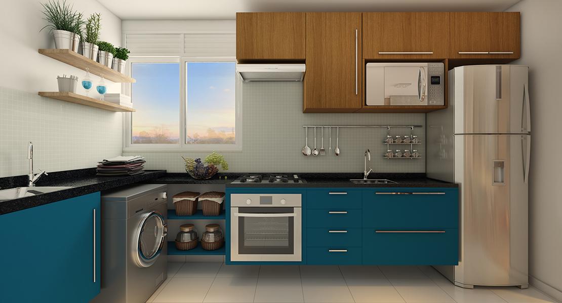 Fotos do Marlim | Apartamento Minha Casa Minha Vida | Tenda.com
