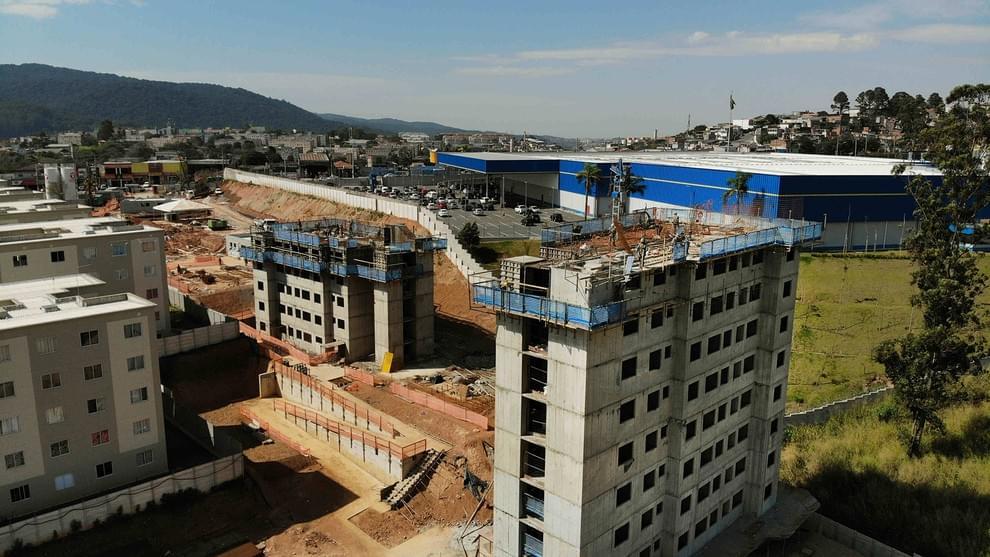 Fotos de obras no empreendimento Vila Itália | São Paulo | SP | foto 1 | tenda.com