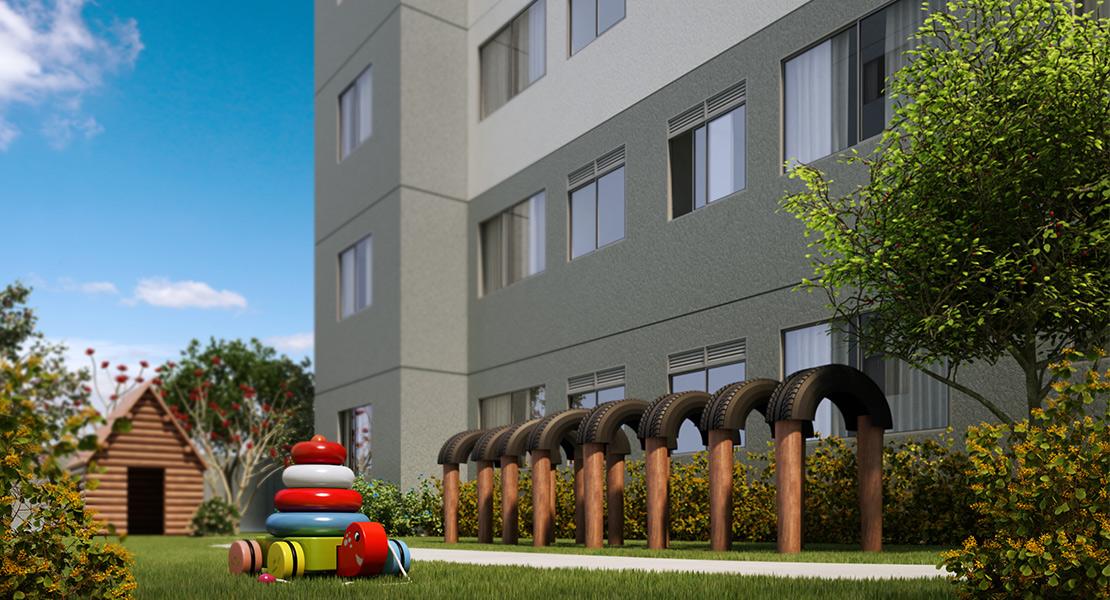 Fotos do Safira   Apartamento Minha Casa Minha Vida   Tenda.com