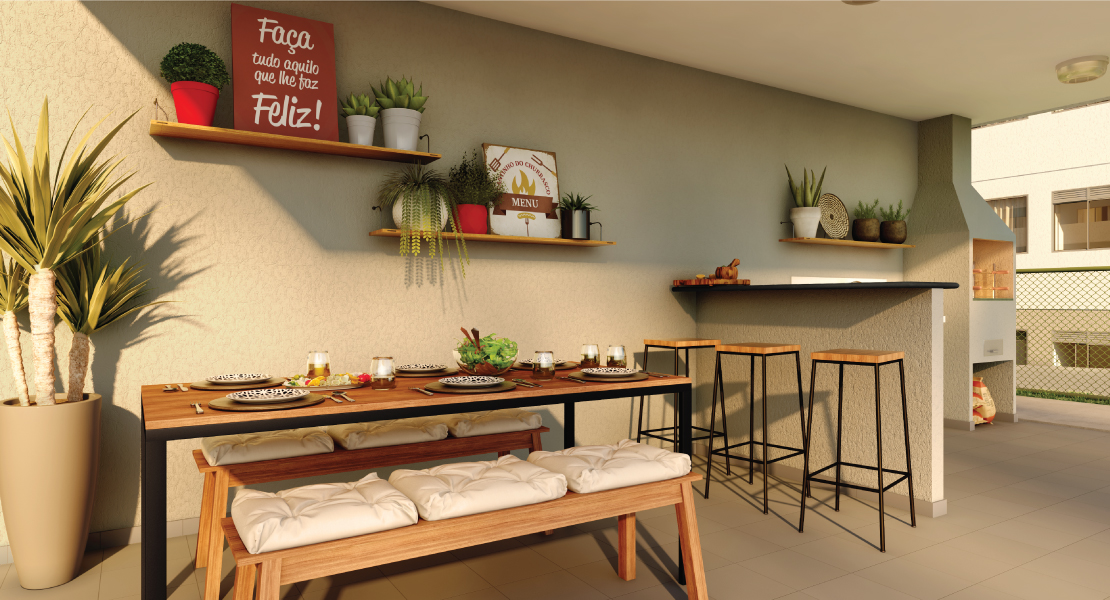 Fotos do Ouro Preto | Apartamento Minha Casa Minha Vida | Tenda.com