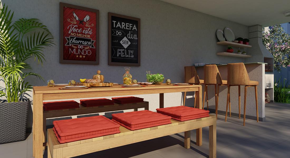 Apartamento à venda em Praia Bela - Condomínio II | Jaboatão dos Guararapes | PE | foto 3 | tenda.com