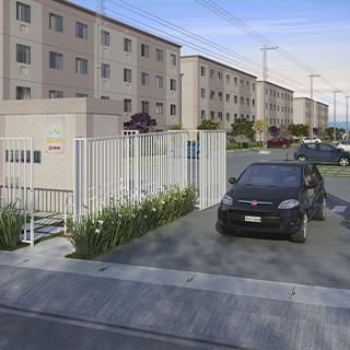 Residencial Campo de Aviação Condomínio Santos Dumont | Apartamento Tenda | Tenda.com