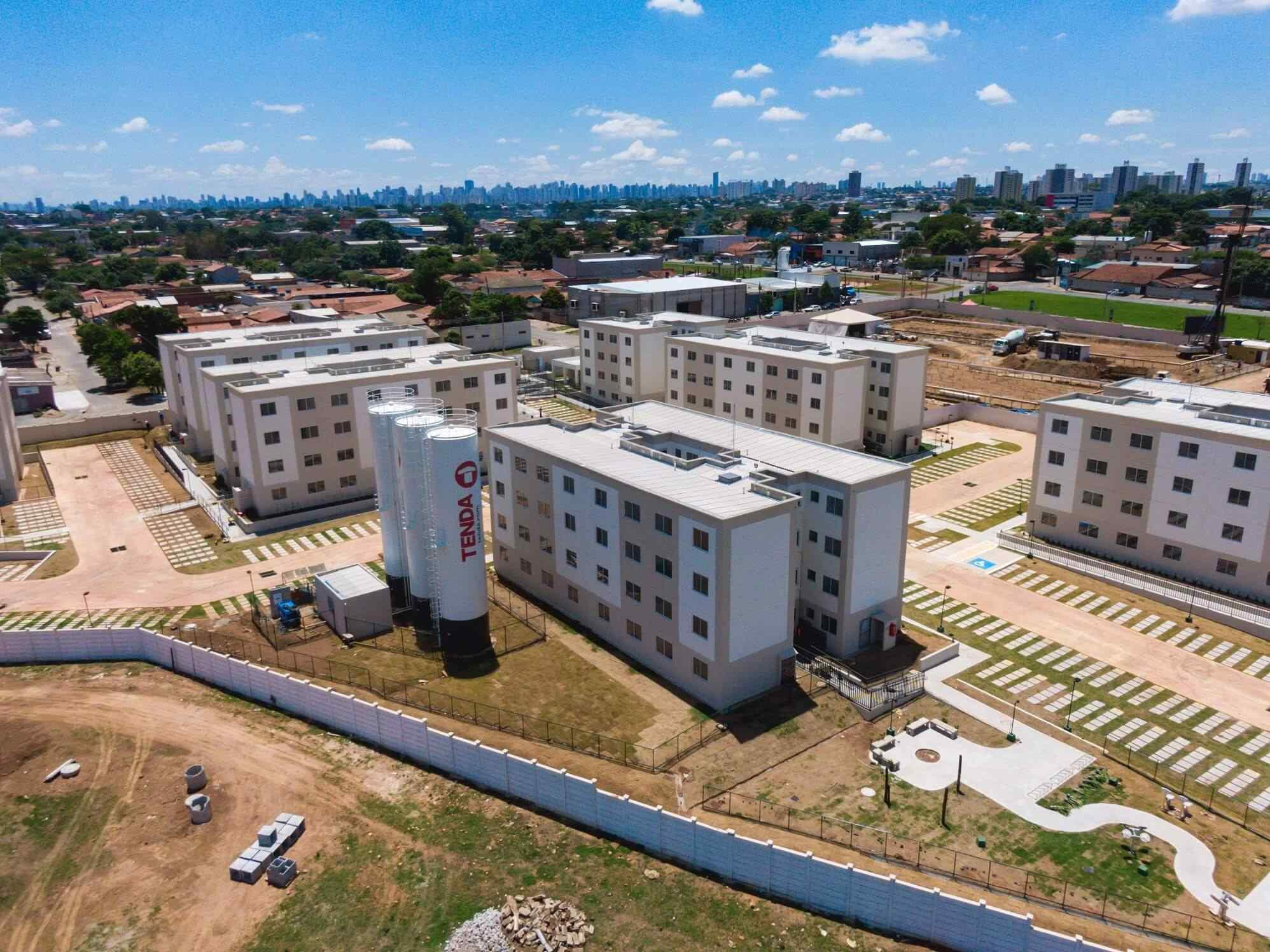 Fotos de obras no empreendimento Morada Goiá | Goiânia | GO | foto 1 | tenda.com