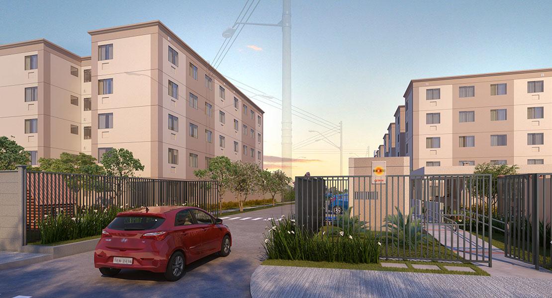 Apartamento à venda em Solar do Oeste I | Rio de Janeiro | RJ | foto 1 | tenda.com