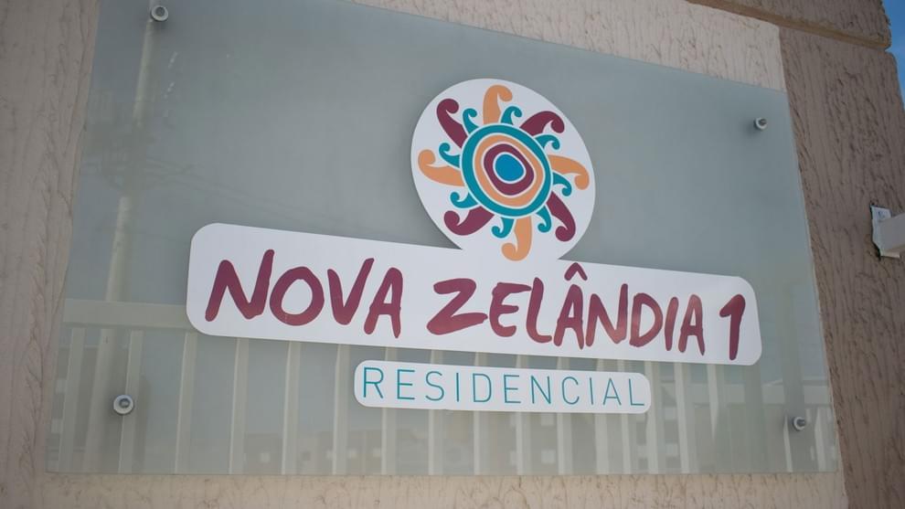 Planta de apartamento em Residencial Nova Zelândia I | Cotia | SP | planta 1 | tenda.com