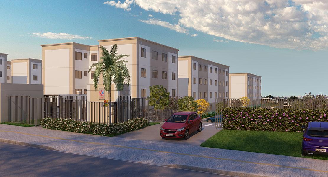 Apartamento à venda em Morada Goiá | Goiânia | GO | foto 1 | tenda.com