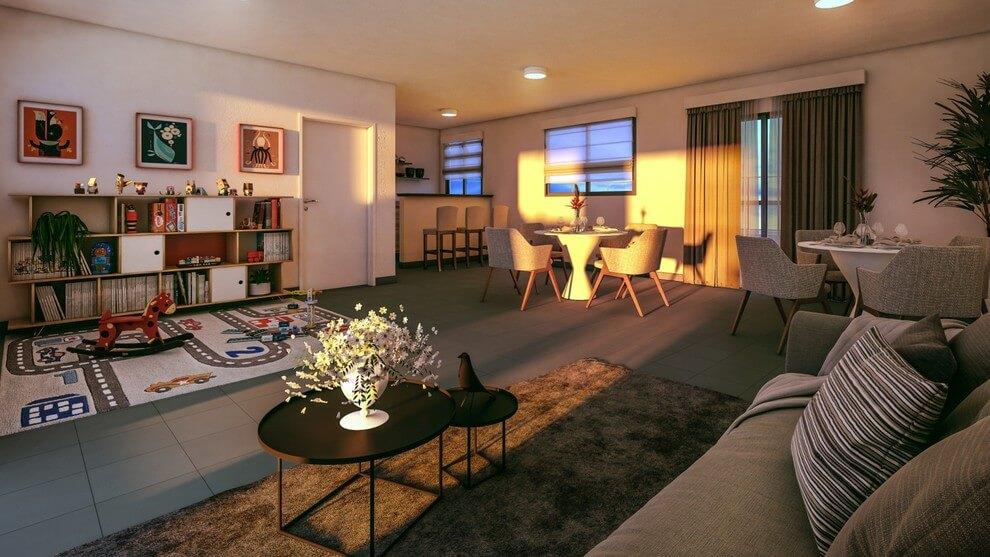 Apartamento à venda em Reserva das Árvores V   Rio de Janeiro   RJ   foto 1   tenda.com