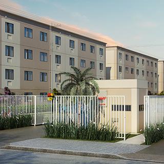Campo de Pouso Condomínio Zeppelin | Apartamento Tenda | Tenda.com