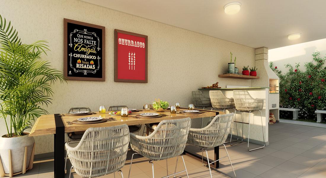 Apartamento à venda em Demoiselle | Goiânia | GO | foto 3 | tenda.com
