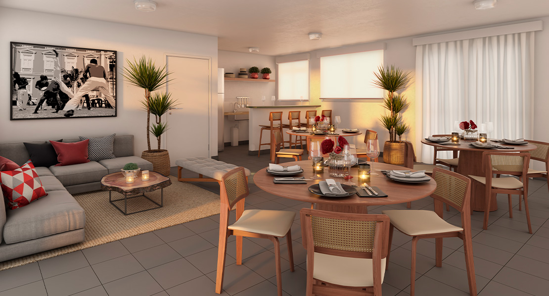 Apartamento à venda em Villa D'Oro | Salvador | BA | foto 8 | tenda.com