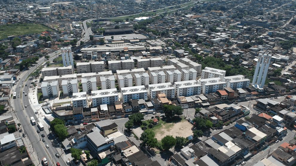 Fotos do Residencial Rio do Ouro I   Apartamento Minha Casa Minha Vida   Tenda.com
