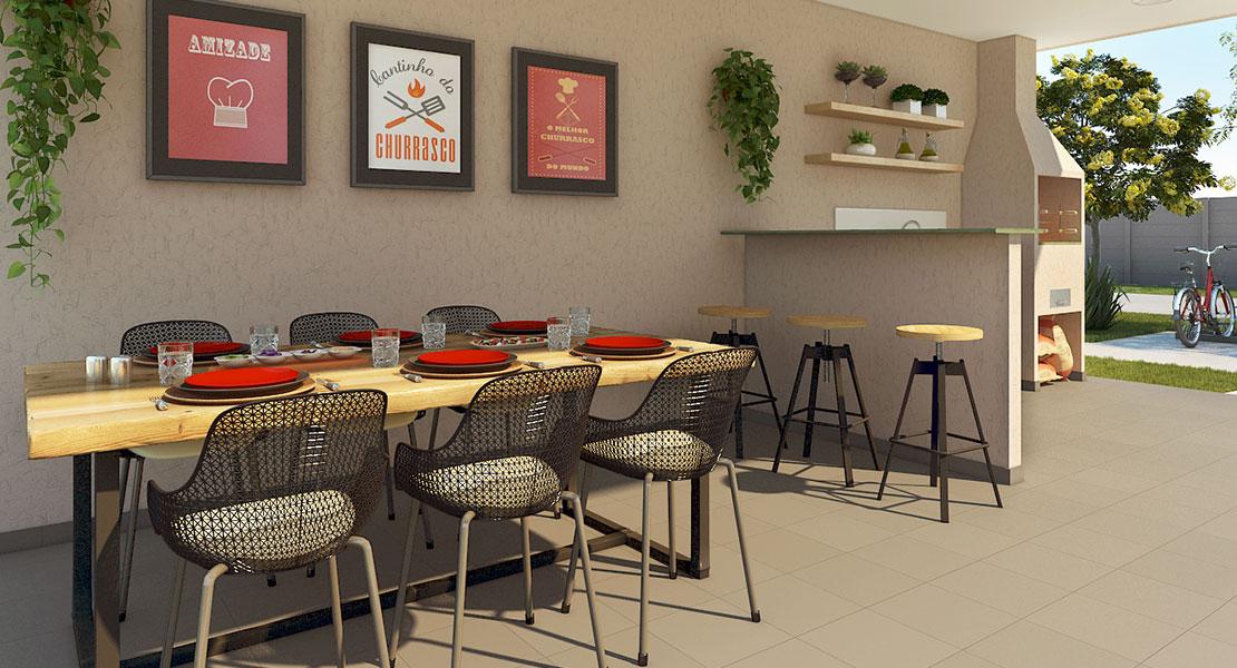 Fotos do Nova Primavera II   Apartamento Minha Casa Minha Vida   Tenda.com